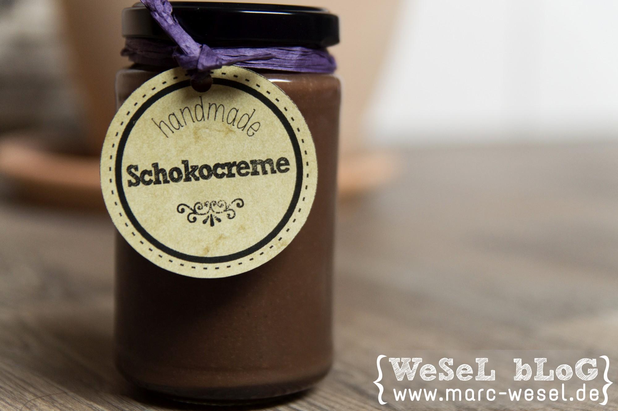 Schokocreme – handmade