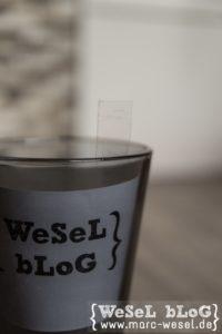 Dremel gravieren in Glas / engraving glas