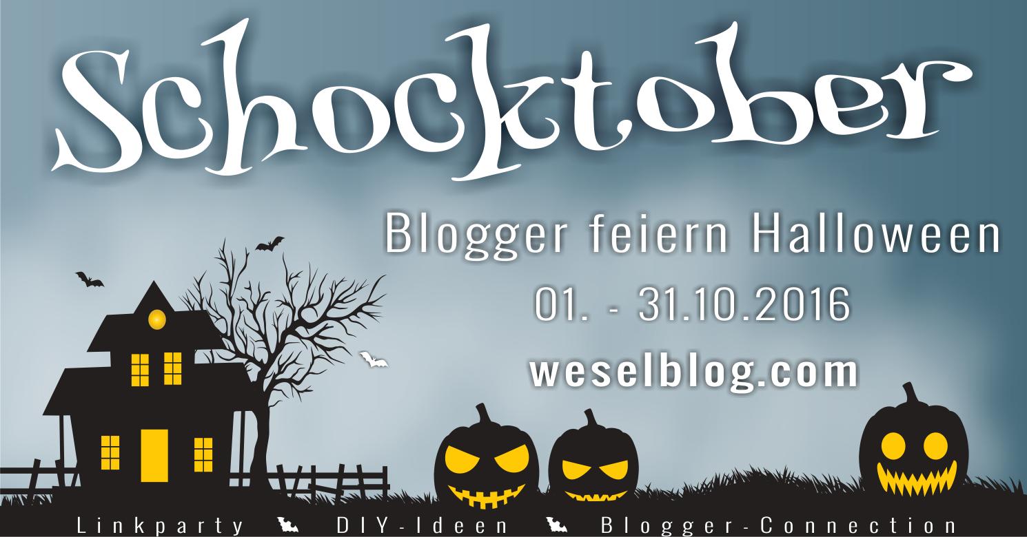 Schocktober – Blogger feiern Halloween