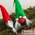 Weihnachtswichtel basteln