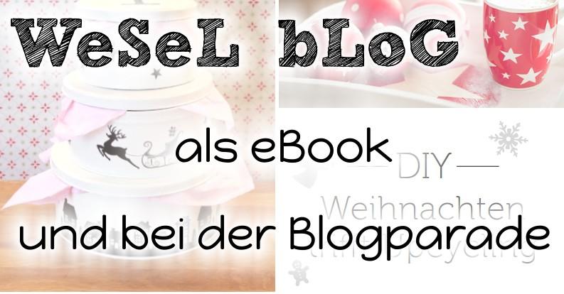 WeSeL bLoG im eBook und bei der Blogparade – Highlights 2015