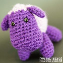 Moppel the sheep