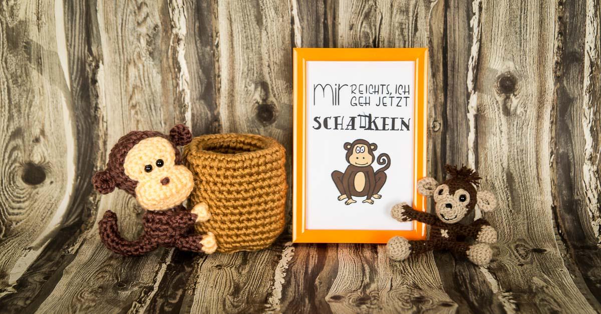 Trilogie vom Affen