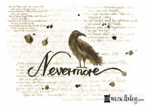 Nevermore-der-rabe-lettering