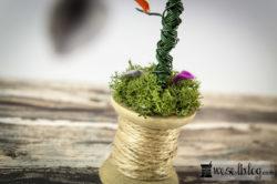 DIY Filz-Baum