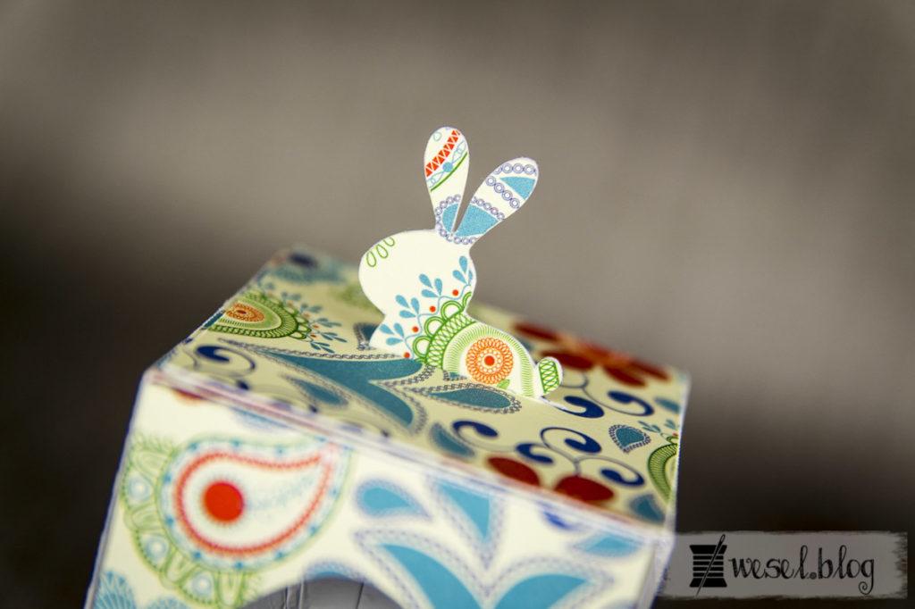 Geschenkbox für Ü-Eier