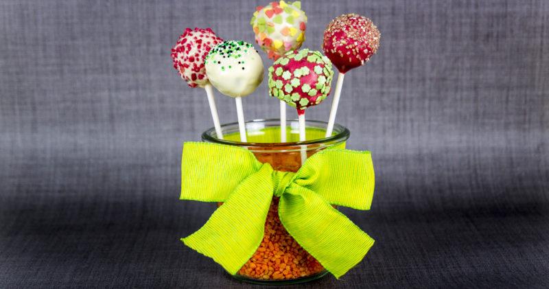 Cake-Pops zum Muttertag *mit Verlosung *