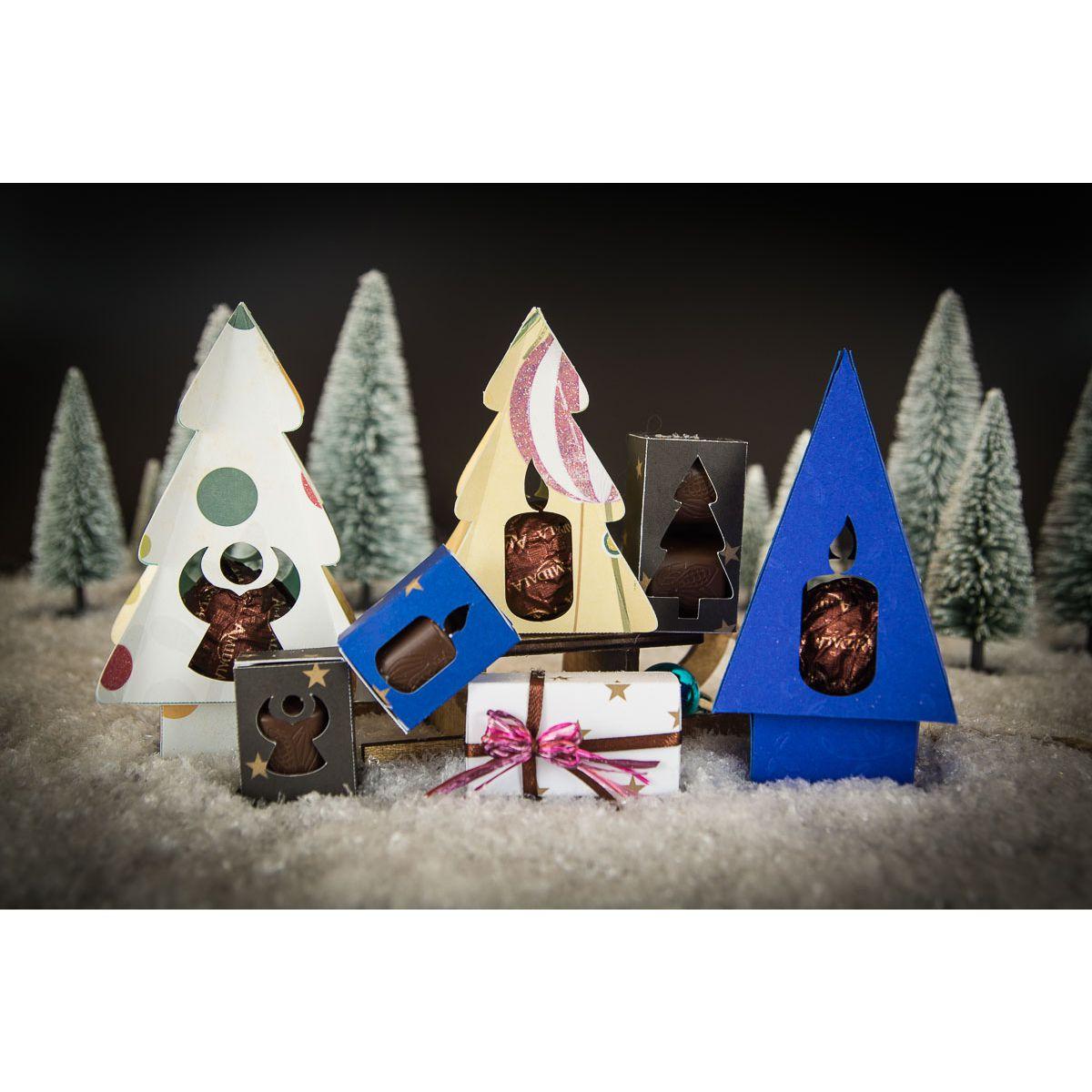 gesamtpaket pralinen geschenkverpackungen weihnachten. Black Bedroom Furniture Sets. Home Design Ideas