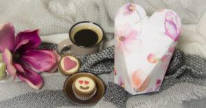 Herzbox-Valentinstag