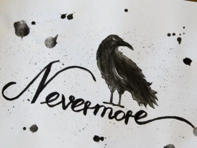 Nevermore Printable